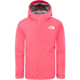 The North Face YOUTH SNOW QUEST JACKET - Dětská zateplená bunda