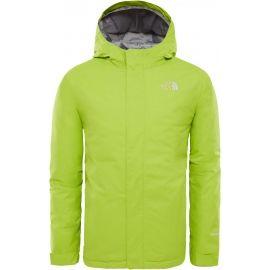 The North Face YOUTH SNOW QUEST JACKET - Dětská zateplená bunda