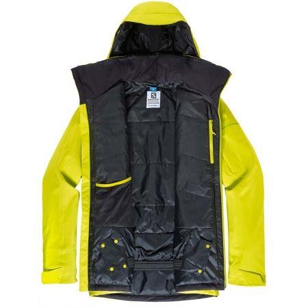Pánská lyžařská  bunda - Salomon STORMRACE JKT M - 4
