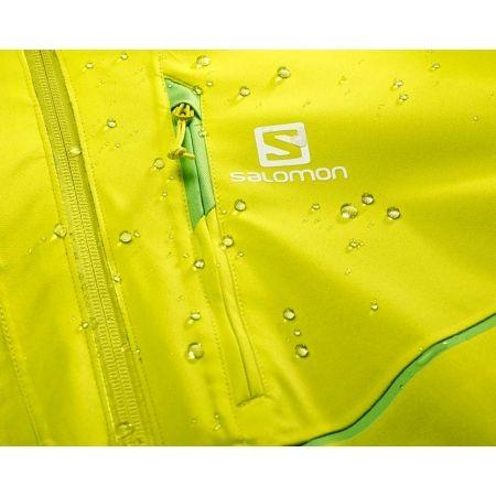 Pánská lyžařská  bunda - Salomon STORMRACE JKT M - 8
