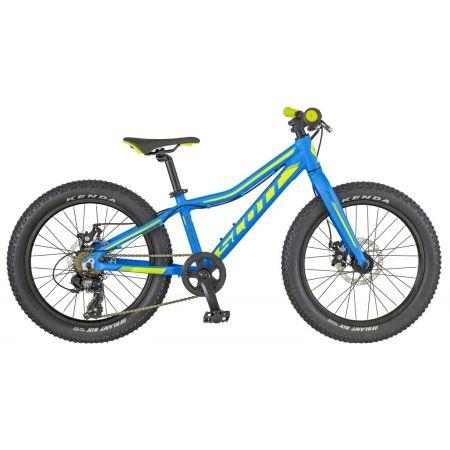 Dětské horské kolo - Scott SCALE JR 20 PLUS