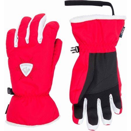 Dámské lyžařské rukavice - Rossignol FAMOUS IMPR G W