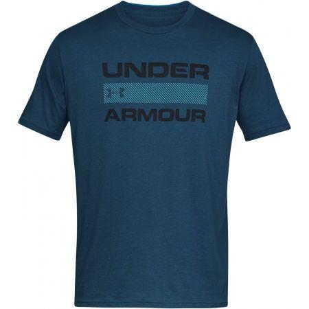 Pánské triko - Under Armour TEAM ISSUE WORDMARK SS - 1