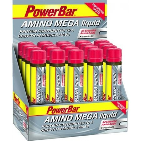 Ampule - Powerbar AMINO MEGA NEUTRAL