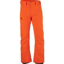 Salomon STORMRACE PANT M - Pánské lyžařské kalhoty