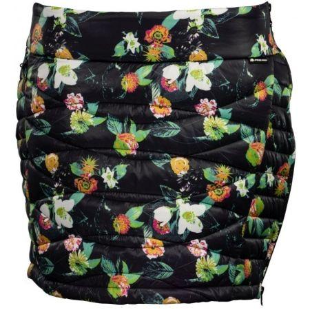 Dámská zateplená sukně - ALPINE PRO GRACE 2 - 1