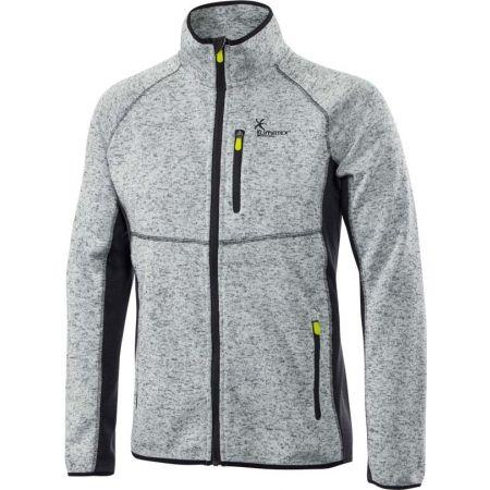Pánskáý outdoor svetr - Klimatex KADRAT - 1