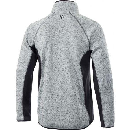 Pánskáý outdoor svetr - Klimatex KADRAT - 2