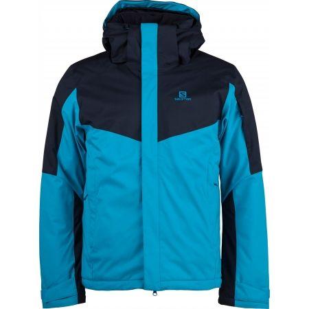 Pánská lyžařská bunda - Salomon STORMSEEKER JKT M - 2
