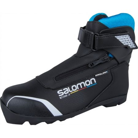 Salomon R/COMBI PROLINK JR - Juniorská kombi obuv