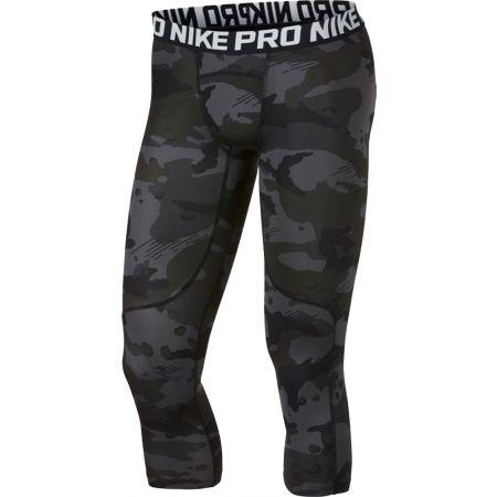 Pánské 3/4 legíny - Nike NP TGHT 3QT 2L CMO - 1