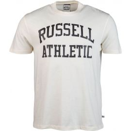 Russell Athletic S/S CREW NECK  TEE WITH LOGO PRINT - Pánské tričko
