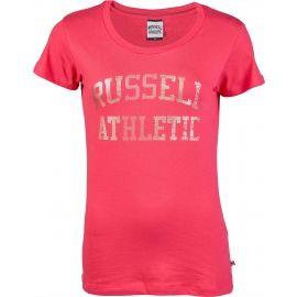 Russell Athletic ICONIC ARCH LOGO PRINT - Dámské tričko