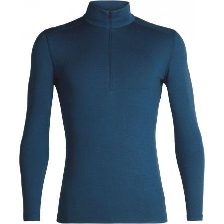 Pánské tričko - Icebreaker TECH LS HALF ZIP