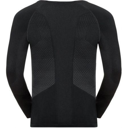Pánské funkční tričko - Odlo SUW MEN'S TOP L/S CREW NECK PERFORMANCE ESSENTIALS WARM - 2