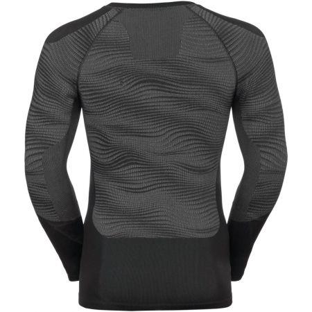 Pánské tričko - Odlo SUW MEN'S TOP L/S CREW NECK PERFORMANCE BLACKCOMB - 2