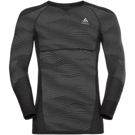 Pánské tričko - Odlo SUW MEN'S TOP L/S CREW NECK PERFORMANCE BLACKCOMB - 1