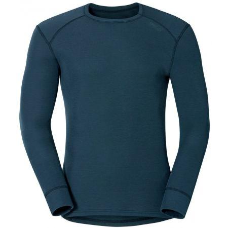 Odlo SUW MEN'S TOP L/S CREW NECK ACTIVE WARM - Pánské funkční tričko