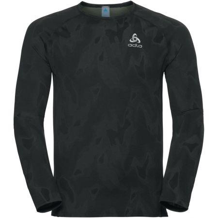 Pánské funkční tričko - Odlo VIGOR BL TOP CREW LS - 1