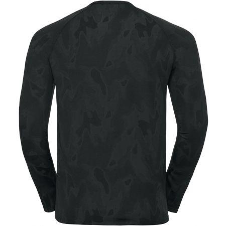 Pánské funkční tričko - Odlo VIGOR BL TOP CREW LS - 2