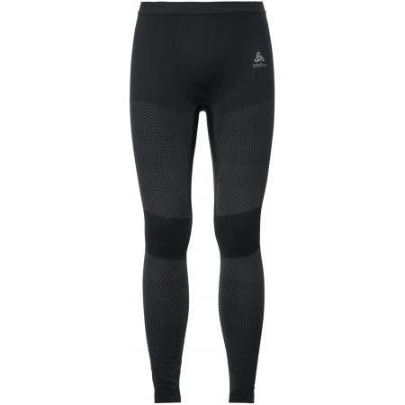 Pánské funkční spodní kalhoty - Odlo SEAMLESS WARM PANT - 1