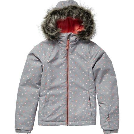 O'Neill PG CURVE JACKET - Dívčí lyžařská/snowboardová bunda