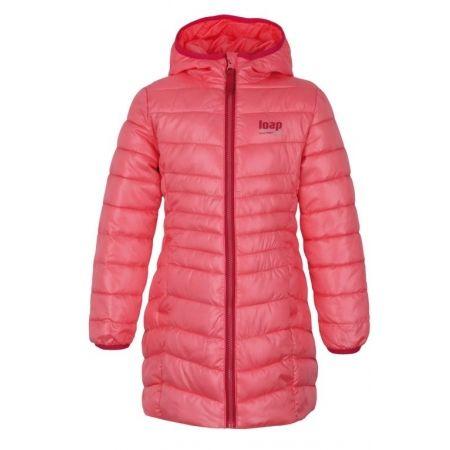 Loap IKIMA - Dívčí zimní kabát