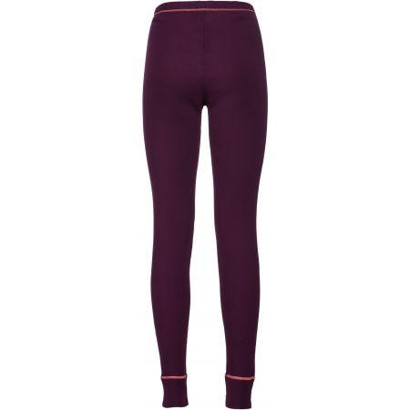 Dámské funkční spodní kalhoty - Odlo WARM PANT W - 2