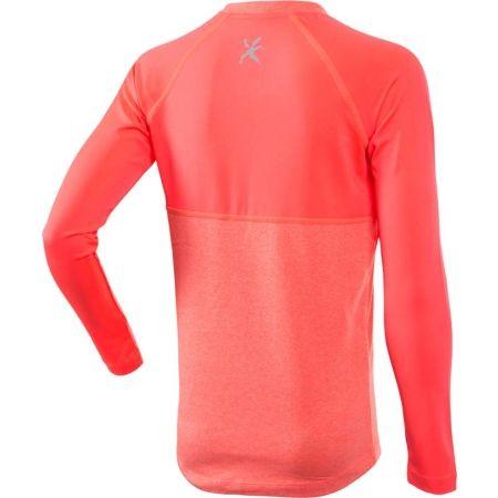 Dětské funkční triko s dlouhým rukávem - Klimatex WILLY - 2