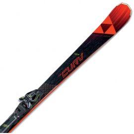 Fischer RC4 THE CURV DTX RT + RC4 Z12 RT - Sjezdové lyže
