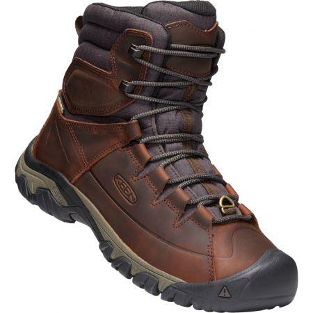 Pánské zimní boty - Keen TARGHEE LACE BOOT HIGH - 1