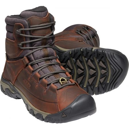 Pánské zimní boty - Keen TARGHEE LACE BOOT HIGH - 6