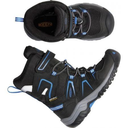 Dětské zimní boty - Keen LEVO WINTER WP C - 6