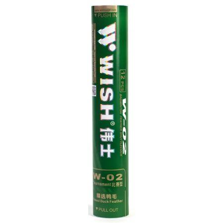 Wish W-02 - Badmintonové míčky