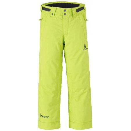 Juniorské lyžařské kalhoty - Scott ESSENTIAL JR - 1