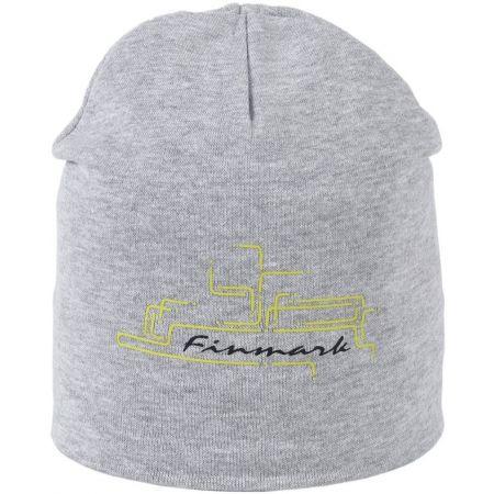 Zimní čepice - Finmark DĚTSKÁ ČEPICE