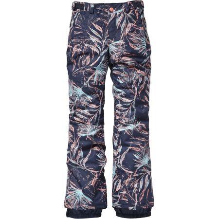 Dívčí snowboardové/lyžařské kalhoty - O'Neill PG CHARM SLIM PANTS - 1