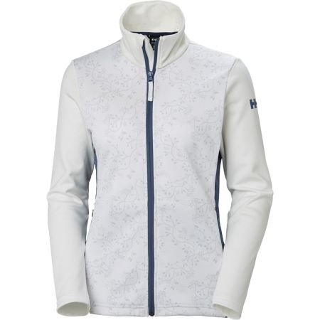 Dámská softshellová bunda - Helly Hansen GRAPHIC FLEECE JACKET - 1
