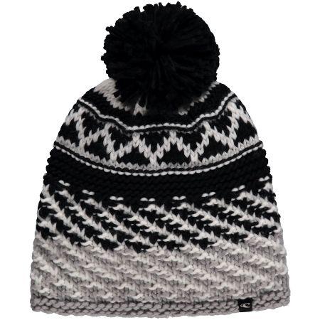 Dámská zimní čepice - O'Neill BW SNOWFALL BEANIE