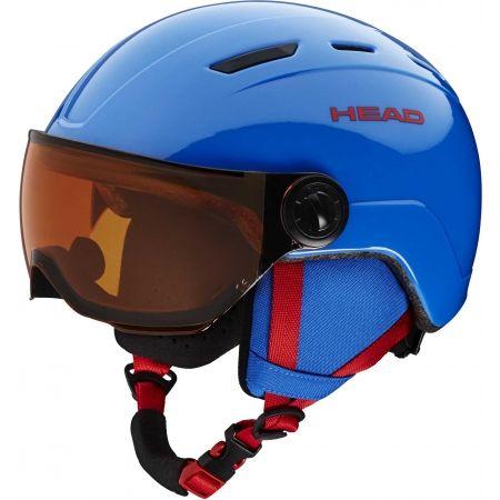 Juniorská lyžařská helma - Head MOJO VISOR