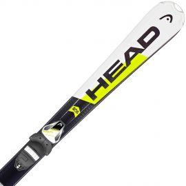 Head SUPERSHAPE TEAM SLR2 + SLR 7.5AC - Dětské sjezdové lyže