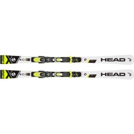 Sjezdové lyže - Head WC REBELS I.SL SW + FF EVO 11 - 2