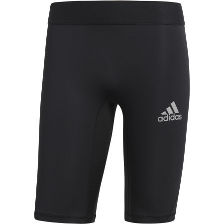 Pánské spodní trenky - adidas ALPHASKIN SPORT SHORT TIGHTS  M - 1