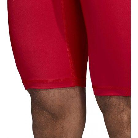 Pánské spodní trenky - adidas ALPHASKIN SPORT SHORT TIGHTS  M - 6