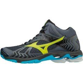 Mizuno WAVE BOLT 7 MID - Pánská indoorová obuv