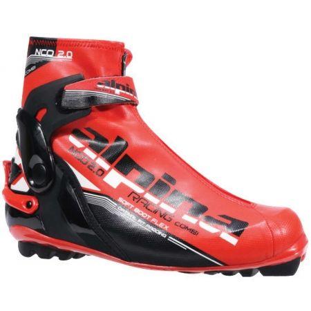 Obuv na kombi bězecké lyžování - Alpina N COMBI