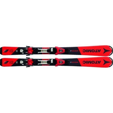 Dětské sjezdové lyže - Atomic REDSTER J2 + EC6 - 2