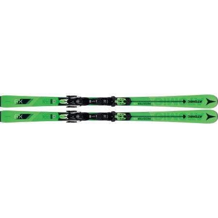 Sjezdové lyže - Atomic REDSTER X9 + X12TL - 2