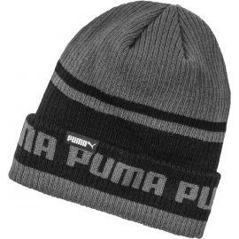 Puma ARCHIVE STRIPE BEANIE - Pletená čepice