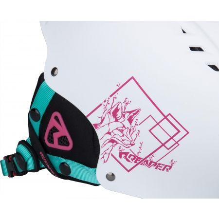 Lyžařská helma - Reaper FREY - 4